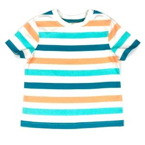 Детска тениска на райе George