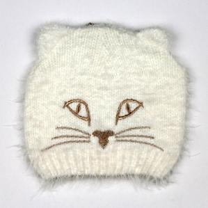 Детска зимна шапка коте River Island