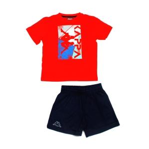Детски спортен комплект за момче Kappa