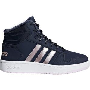 Детски кецове за момиче Adidas Hoops Mid 2.0  B75741