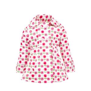 Детско яке на цветя Minoti