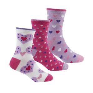 Чорапи на сърчица