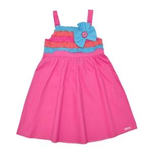 Нежна рокля в розово OshKosh