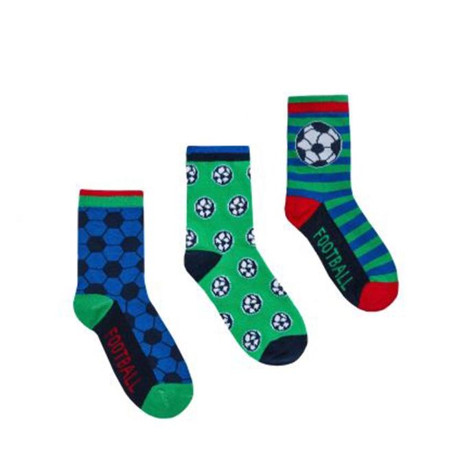 Чорапи с футболни топки Cotton Rich