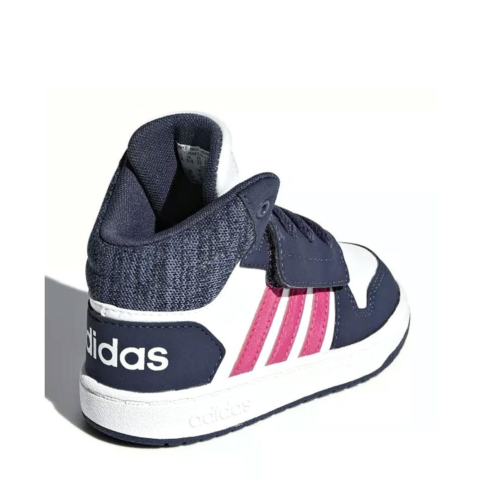 Детски кецове Adidas Nео Hoops CMF Mid Inf