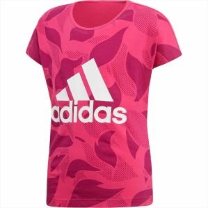 Детска тениска за момиче Adidas  DJ1337
