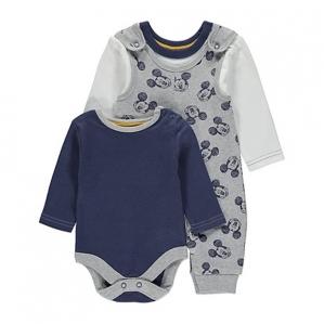 Бебешки комплект с Мики Маус George