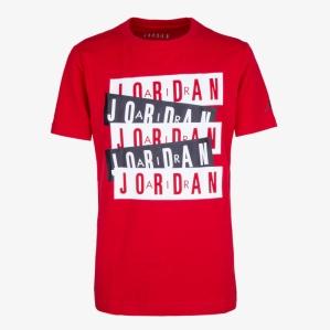 Детска тениска за момче Jordan 85A069-R78