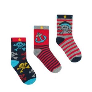 Чорапи с черепи Cotton Rich