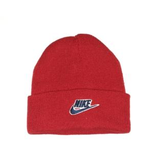 Зимна шапка Nike червена 611