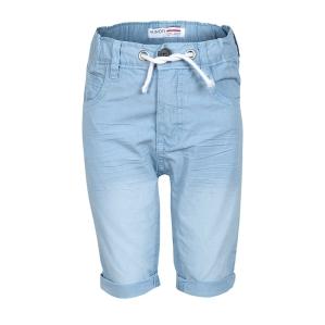 Детски къси панталонки Minoti в светло син цвят