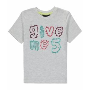 Детска тениска с надпис George