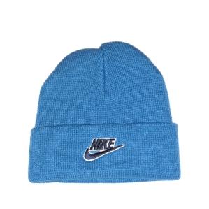 Зимна шапка Nike синя 470