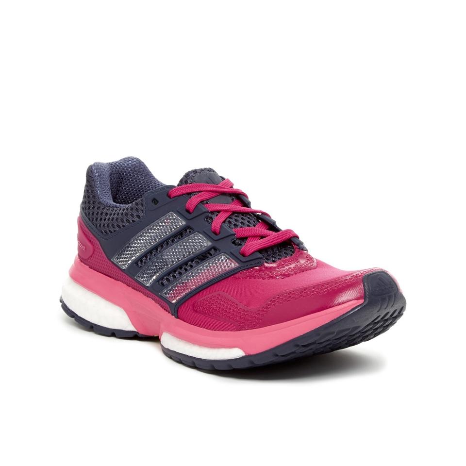 Детски маратонки за момиче Adidas Response Boost 2 TF J