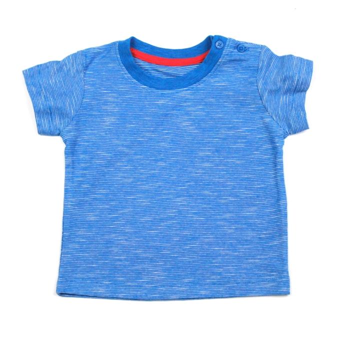 Тениска в син цвят Matalan