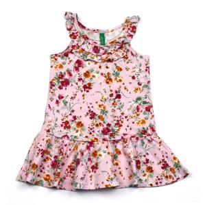 Нежна рокличка в розово  Benetton