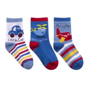 Детски чорапки в пъстри цветове