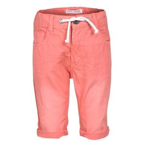 Детски къси панталонки Minoti в прасковен цвят