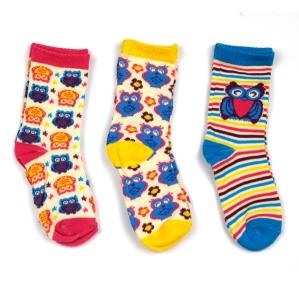Чорапки с бухалчета