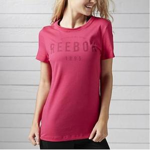 Дамска тениска Reebok Basic 1895 Tee