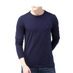 Мъжка блуза Tommy Hilfiger- синя slim fit