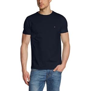 Мъжка тениска Tommy Hilfiger-черна