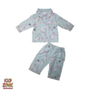 Нежна ватирана пижамка за момиченца Primark