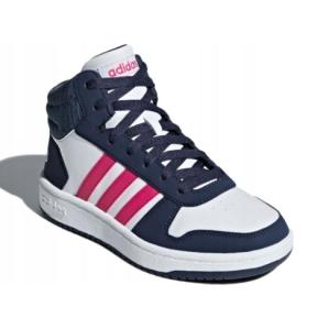 Кецове Adidas  Hoops Mid K   B75746