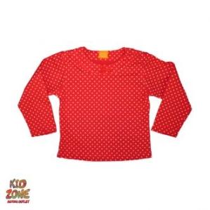Нежна блузка на точки ех-Mini mode