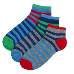 Чорапи на райе , Цената е за 3 бр.