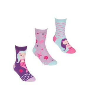 Чорапи с русалка Cotton Rich