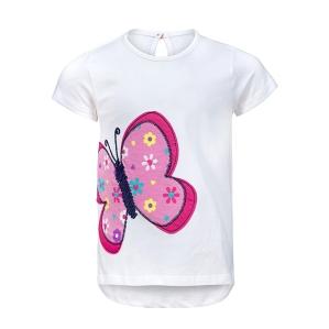 Детска блуза с пеперуда Bambini