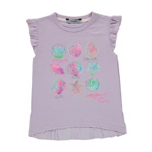 Красива блузка в нежно лилав цвят George