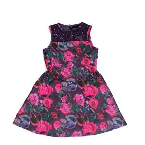 Детска рокля на цветя  eх- BHS Tammy Girl