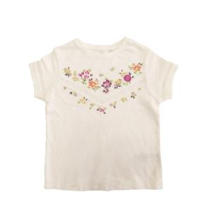 Детска блузка за момиче с бродерия Next