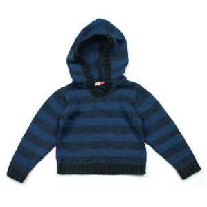Пуловерчe с качулка DP..am