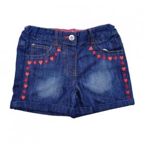 Къси дънкови панталони F&F