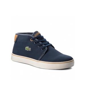 Детски обувки за момче LACOSTE Ampthill 318 1 CAJ DK