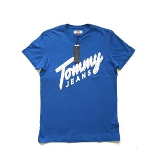 Мъжка тениска Tommy Hilfiger-синя