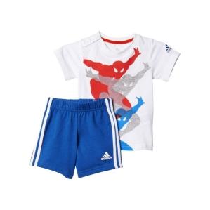 Детски спортен комплект за момче Adidas Marvel AK2541