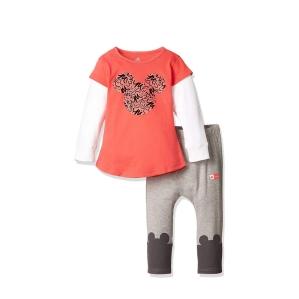 Детски комплект  за момиче Adidas Disney CE9812