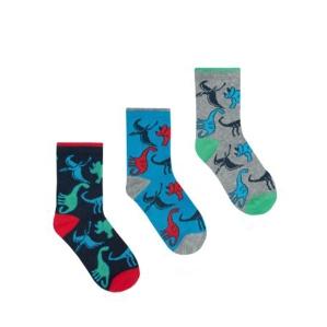 Чорапи с динозаври Cotton Rich
