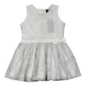 Бяла официална рокличка Minoti