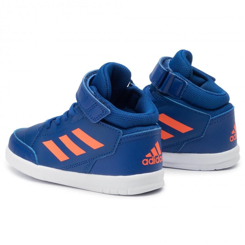Детски кецове за момче Adidas Alta Sport Mid I  G27127
