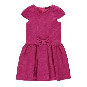 Официална рокличка в цикламен цвят George