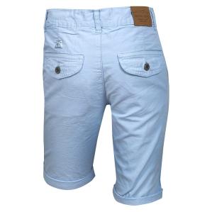 Къси панталонки Minoti в светло син цвят