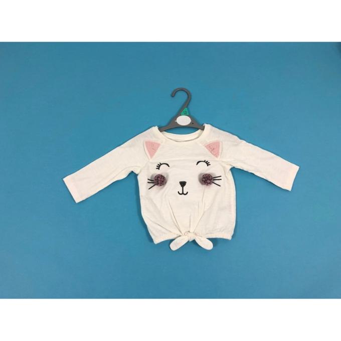 Детска блуза с коте Nutmeg