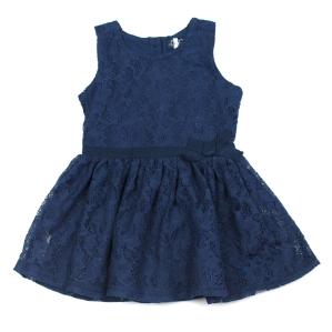 Тъмно синя официална роклички Minoti