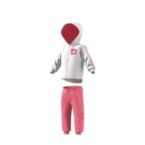 Детски анцуг за момиче Adidas  CF7390