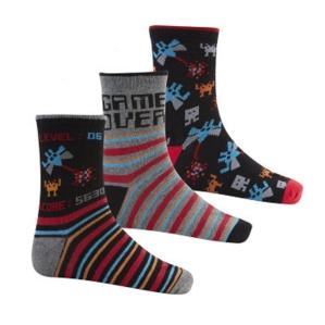Чорапи на райе и фигури